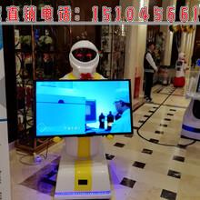 餐饮迎宾机器人,硅智科技自主研发生产,采用哈工大技术,北京市