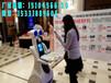 餐厅机器人服务员技术哪个厂家好?硅智机器人、迎宾机器人、送餐机器人