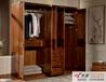 实木衣柜定制的价格,实木衣柜门价格多少钱一平米?