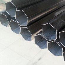 SUS304不锈钢异型管规格,201六角管