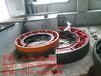 非標定制各種規格分體式球磨機大齒輪