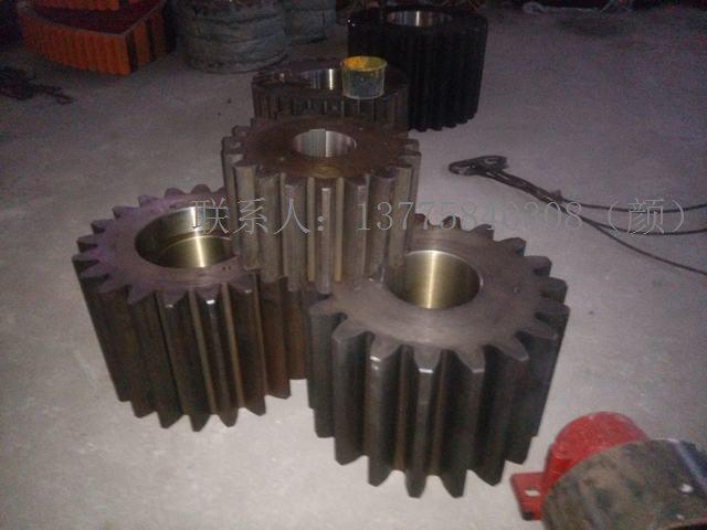 大同对开式铸钢25模数球磨机大齿轮球磨机大齿轮