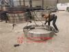广西定制型非标1.7米烘干机配套铸钢烘干机滚圈烘干机大齿轮