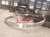 广西定制型非标1.7米烘干机配套铸钢烘干机滚圈2018年多少钱一套