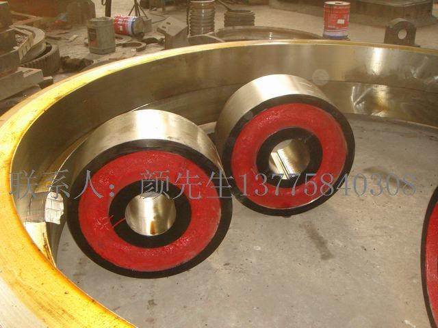 轉軸式防竄動活性炭轉爐拖輪免費設計現場測量報價