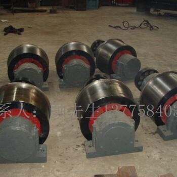 直径550的耐磨性好的活性炭转炉拖轮性价比高的配件生产厂家