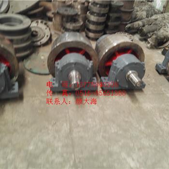 正火热处理HB175-200铸钢材质活性炭转炉拖轮小齿轮总成生产厂家