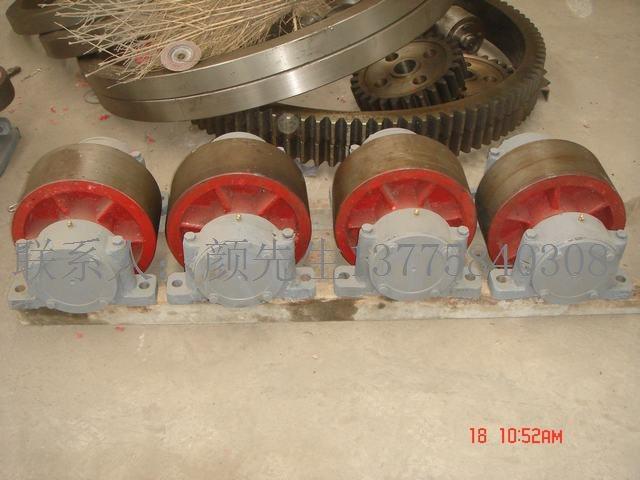直径550的耐磨性好的活性炭转炉拖轮批发零售质量好售后服务好