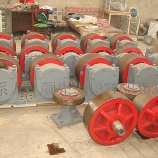 直径550的耐磨性好的活性炭转炉拖轮性价比高的配件生产厂家图片4