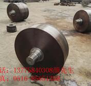 直径550的耐磨性好的活性炭转炉拖轮专业配件生产定制厂家