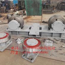 带加强筋式调质处理活性炭转炉拖轮活性炭转炉托轮总成生产厂家图片