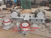 带加强筋式调质处理活性炭转炉拖轮活性炭转炉托轮总成生产厂家