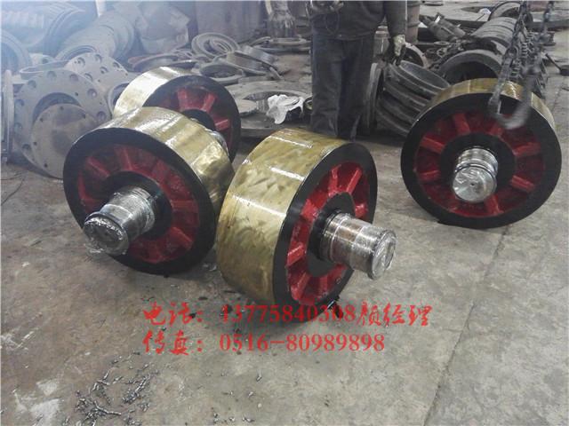 活性炭轉爐拖輪性價比高鑄鋼的配件生產廠家