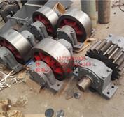 椰殼內熱式活性炭轉爐拖輪小齒輪總成生產廠家