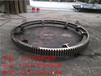 142齒22模分體式zg35crmo烘干機大齒圈烘干機滾輪支撐圈