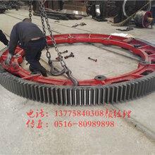 免費設計回轉窯大齒圈小齒輪總成專業配件生產定制廠家