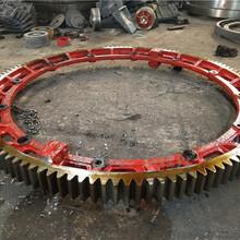 免费设计回转窑大齿圈小齿轮总成小齿轮总成生产厂家图片