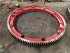 zg42crmo铸件正火回火复合肥滚筒烘干机大小齿轮烘干机轮带配件