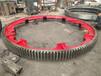朔州焊接彈簧板回轉爐大齒輪誠信廠家
