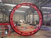 销轴弹簧板结构复合肥滚筒烘干机大小齿轮烘干机轮带配件