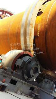 山东Φ3x45米zg35crmo回转窑轮带销量遥遥领先图片6