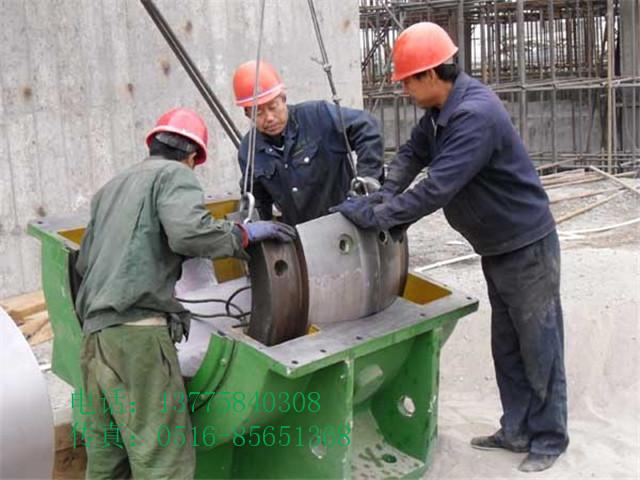 河南焚燒托輪zg42crmo回轉窯輪帶大齒圈哪里可以買到