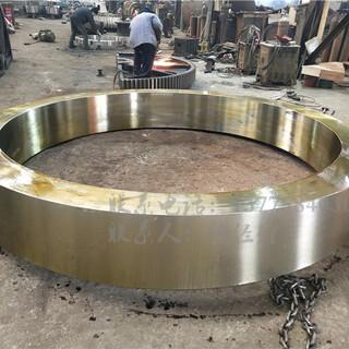定制1.2-4.0米zg35crmo回转窑轮带回转窑轮带价格图片4