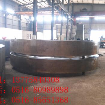 煅烧氧化锌窑zg35crmo回转窑轮带质量过硬好信誉好的厂家