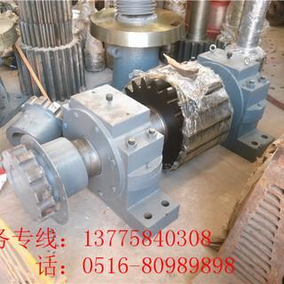 广西2.5x45米铸钢回转窑轮带促销优惠图片6