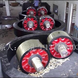 山东Φ3x45米zg42crmo回转窑轮带大齿圈配件厂家有哪些图片2