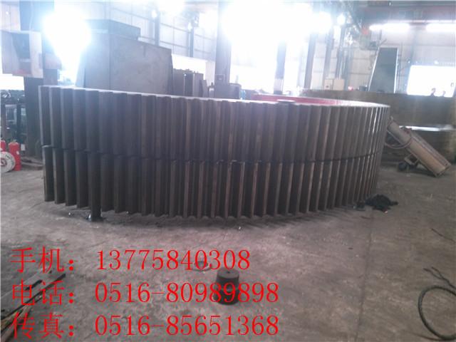 廣西2.5x45米鑄鋼回轉窯輪帶優惠