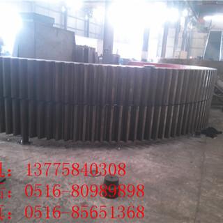 广西2.5x45米铸钢回转窑轮带促销优惠图片1