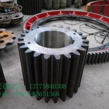 干法183x7米144齿球磨机大小齿圈制造公司价格对比