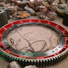 130齿30模数加气砖生产2.2米球磨机大齿轮锻打小齿轮滚齿精加工