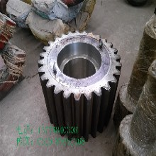 湿法2.2x7米加气砖生产球磨机大齿圈哪里可以产品现场测量免费设计
