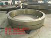 Φ2860mm寬度200的烘干機滾圈轉軸式烘干機拖輪