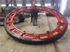 现货供应150齿18模2.0x20米木屑烘干机大齿轮配件
