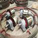 2.0米陶粒巖滾筒烘干機拖輪干燥機托輪設計定制