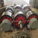 1.9米鑄鋼件調質處理烘干機托烘干機拖輪制造商