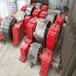 300-800可定制型臥式滾筒烘干機拖輪活性炭轉爐大齒輪設計定制