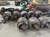 300-800可定制型臥式滾筒烘干機拖輪三筒烘干機拖輪生產銷售