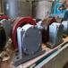 廣西2.0米600耐磨性好烘干機托輪回轉窯滾輪設計定制