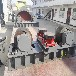 鋼件外徑650的中型烘干機拖輪三筒烘干機拖輪定制廠家