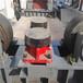 1.6米鋼質耐磨型好的回轉爐托輪烘干機托輪設計定制