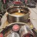 鋼件外徑650的中型烘干機拖輪回轉窯滾圈定制廠家