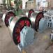 上海600使用壽命長的好烘干機托輪干燥機托輪制造商