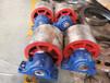 42crmo鋼硬度高的滾筒烘干機拖輪干燥機跑輪生產銷售