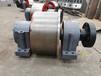 1.6米鋼質耐磨型好的回轉爐托輪三筒烘干機托輪生產廠家