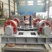 2.2米轉軸式滾筒活性炭轉爐拖輪干燥機跑輪定制廠家