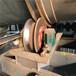 300-800可定制型臥式滾筒烘干機拖輪回轉爐托輪定制廠家